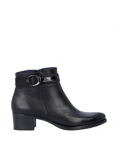 Classic Ankle Boot - Black by Dorking