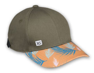"Unified Hat ""Khaki Tropical"" Unisex"