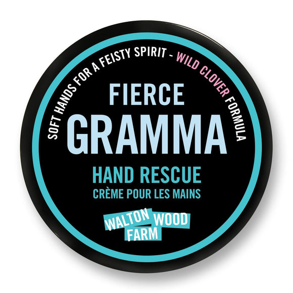 WW Farm Hand Rescue - Fierce Gramma