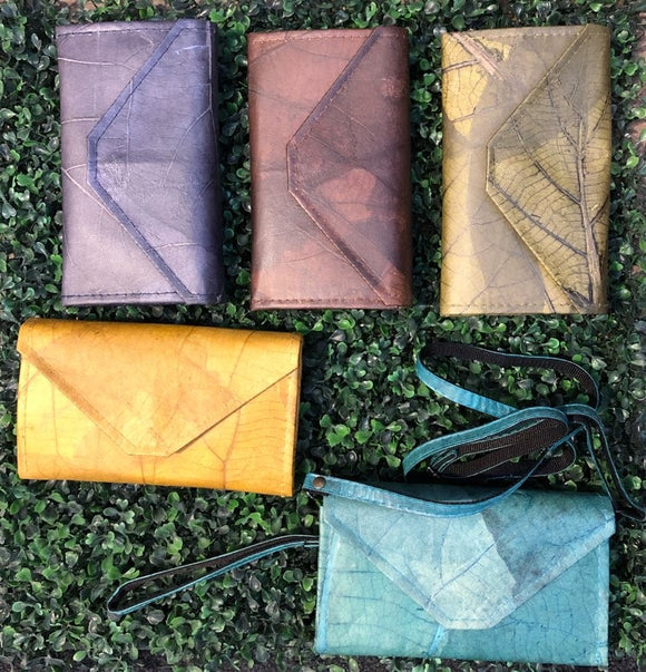 Leafii Claire Convertible Clutch (Multiple Colours Available)
