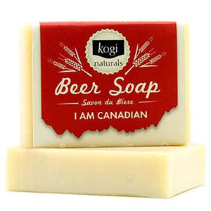 "Beer Soap ""I am Canadian"" by Kogi Naturals"