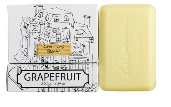 Lothantique Bar Soap  - Grapefruit