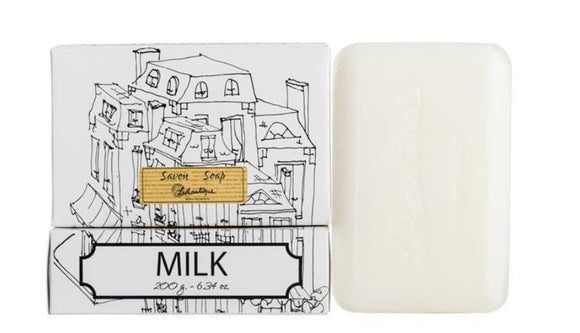 Lothantique Bar Soap - Milk