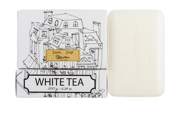 Lothantique Bar Soap - White Tea