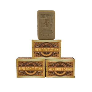 "WW Farm Soap ""Men Don't Stink"""