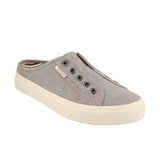 ez soul Grey Slip-on Sneaker by Taos