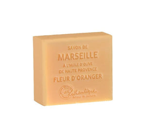 Les Savons de Marseille 100g Soap Orange Blossom