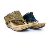 "Reversible Sandal  ""Coco"" by Mozori"