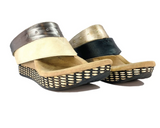 "Reversible Sandal  ""Veronica"" by Modzori"