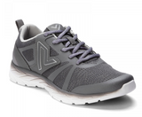 Miles Active Sneaker (Grey) by Vionic