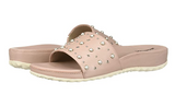 Florenz Slip-On Sandal (Rose) by Romika
