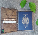 Leafii Passport Holder (Multiple Colours Available)