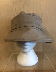Rain Hat - Taupe, by DCP Designs