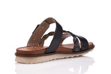 Slip on sandal by remonte