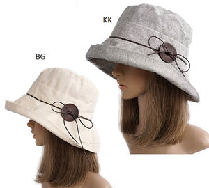Picabo Hat - Extended Brim Bucket