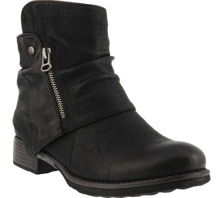 Ambroise Boot (Black)- Patrizia