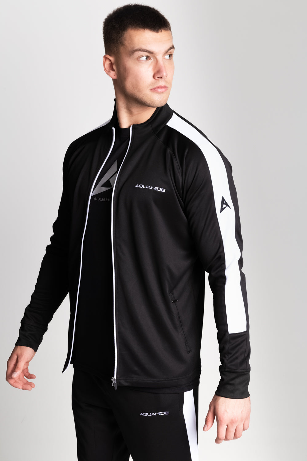 Urban Jacket - Black/White