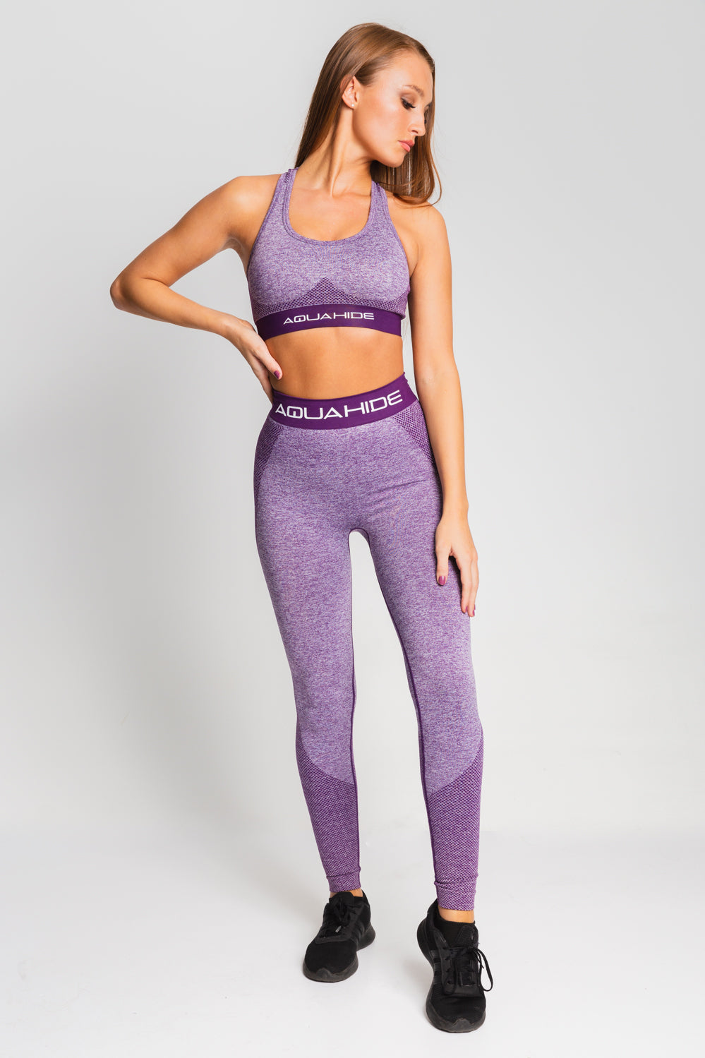 Sculpt Leggings - Purple