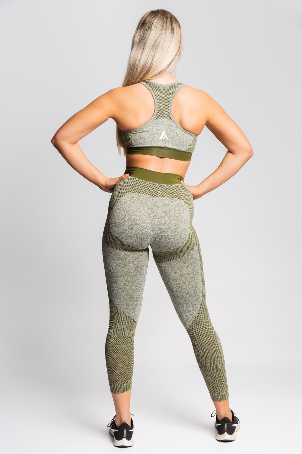 Sculpt Leggings - Olive