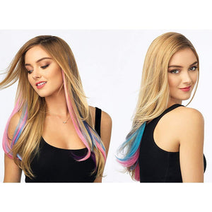 ColorClip - Vibrant Hair Extensions