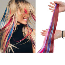 Load image into Gallery viewer, ColorClip - Vibrant Hair Extensions