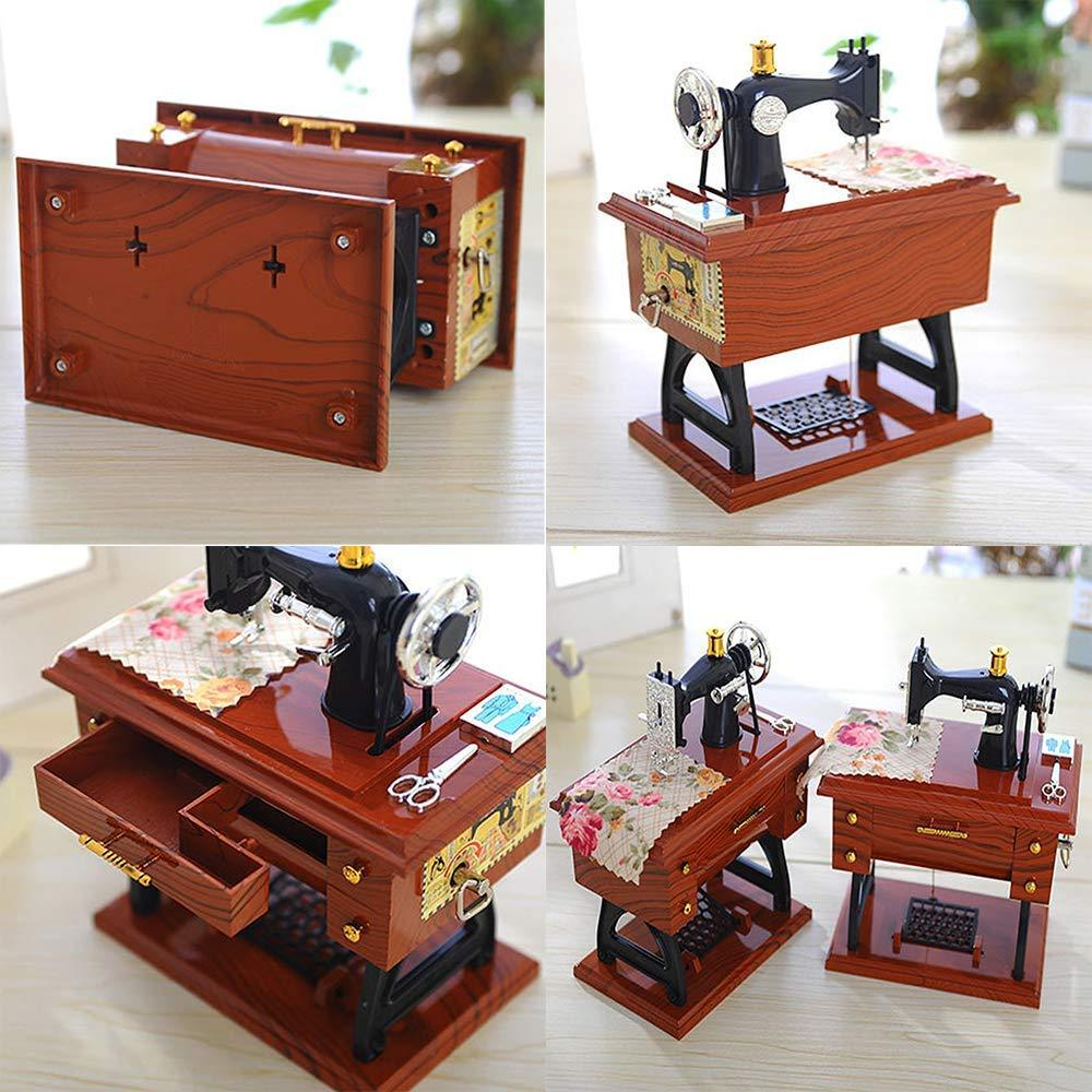MiniMuse - Sewing Music Box