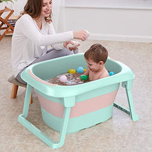 Load image into Gallery viewer, BabyBath - Portable Collapsible Tub