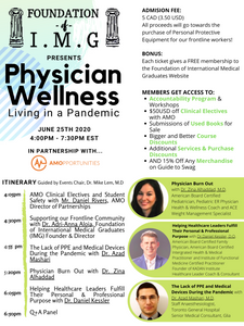 Physician Wellness - Conference Ticket