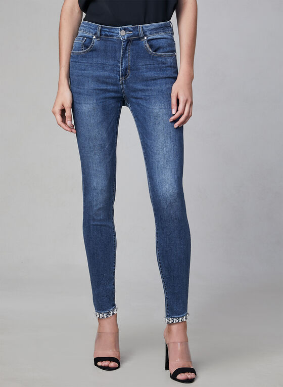 Frank Lyman Bow Bottom Jean