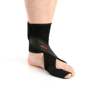 Aider Dropfoot Brace Type 2 for Stroke, Hemiplegia, Peroneal Nerve Injury, Spinal Cord Injury (Size up to US10)