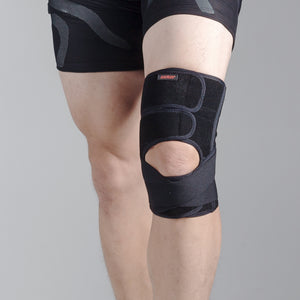 Aider Knee Brace Type 4 - for Anterior Cruciate Ligament Injury (ACL), Adjustable Compression Brace, Breathable Neoprene, Unique Anti-Slip and Comfort Design, Super Strong Knee Brace.…