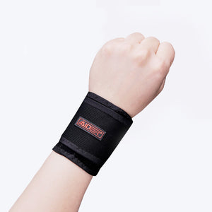 AIDER Wrist Support Type 3 for Sports and Outdoor-Natural Pain Relief for Carpal Tunnel Syndrome, Arthritis, or Sprains – Lightweight and Comfortable – Suitable for Both Right and Left Hand…
