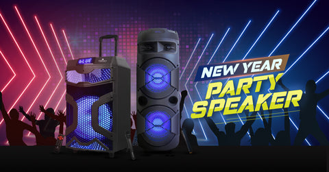 New Year Party Speaker