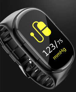 The M1 2 in 1 Smart Watch