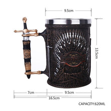 Load image into Gallery viewer, The 'Iron Throne' Mug