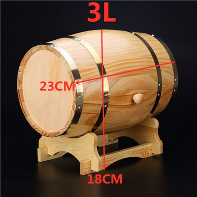 The Beer Brewing Keg (1.5L - 3L)