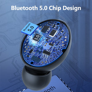 The F9 - 8 Bluetooth Eaphones