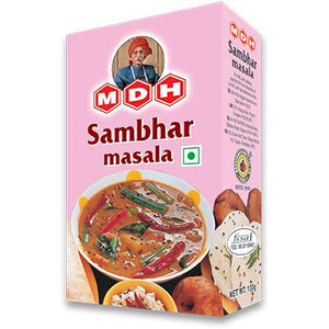 MDH Sambhar Masala ( Pack of 100 gm X 2)