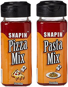 Snapin Pasta Mix & Pizza Mix Combo Pack