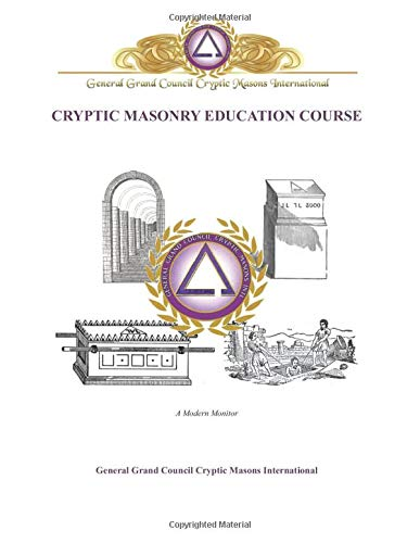 Cryptic Masonry General Education Course