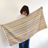 Single Pc's Rainbow Hand Towel