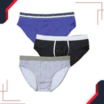 3 Pcs Brief Men's Underwear