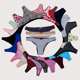 24 Pcs Classic Assorted Thong