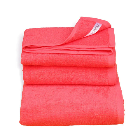 3 PC's Premium Towel Combo| 1 Pc Bath Sheet & 2 Pc's Hand Towel