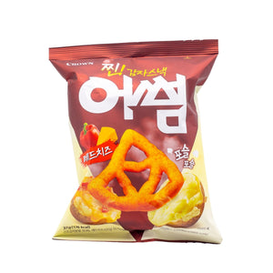 CROWN Awesome Red Cheese Snack (37g)
