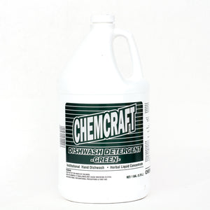 Green Dishwashing Liquid 洗洁精 (1 GAL)