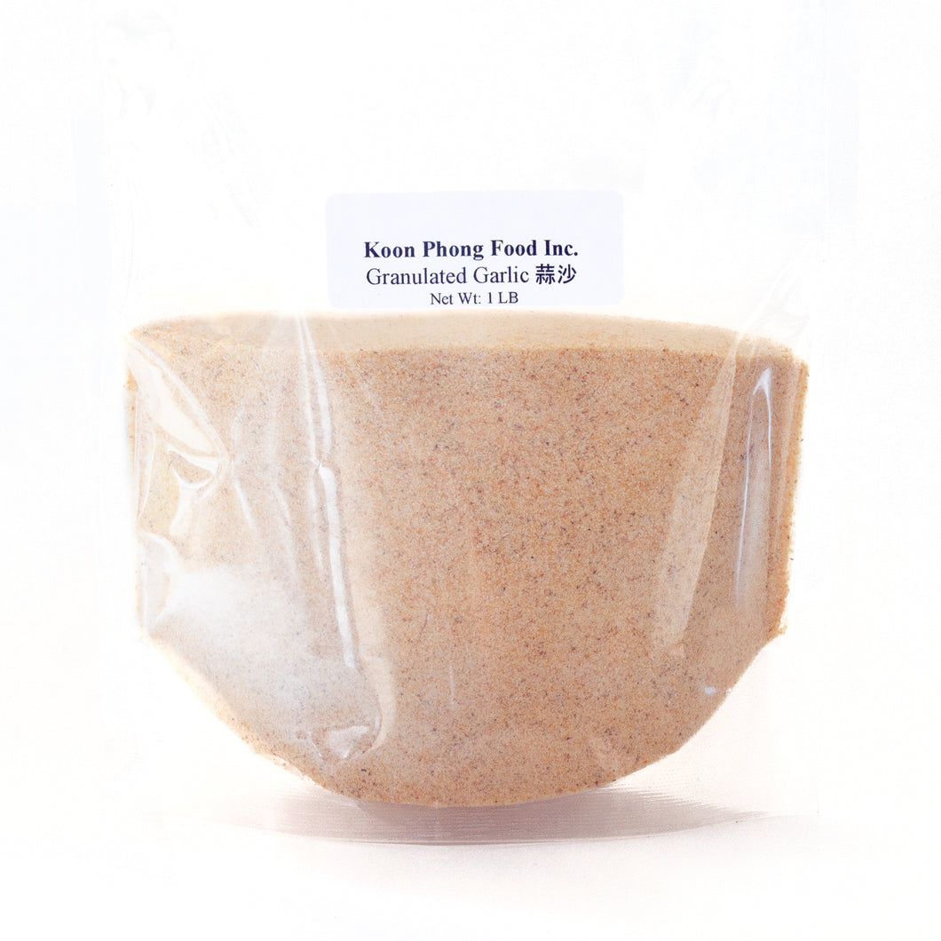 Granulated Garlic 蒜沙 (1 LB)