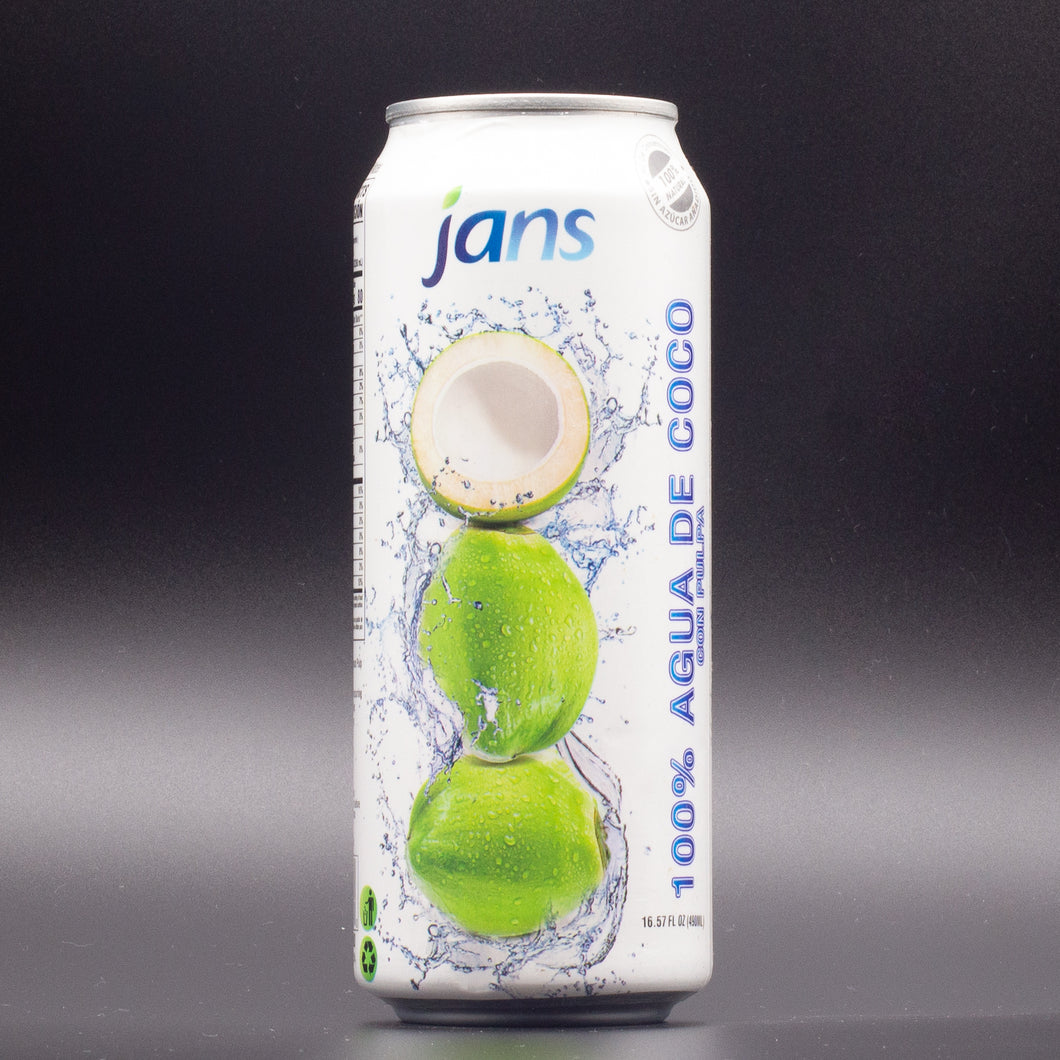 100% Coconut Water 颗粒椰子汁🥥💧