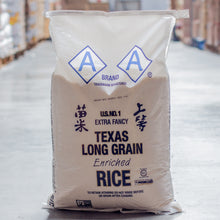 Load image into Gallery viewer, AA Texas Long Grain Rice AA米 (50 LB)