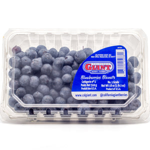 Blueberries 蓝莓 (12 OZ)